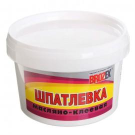 ШПАКЛЕВКА BROZEX масляно-клеевая, 0,9кг