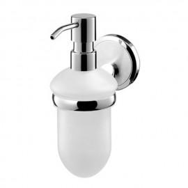 Дозатор д/жидкого мыла навесной хром