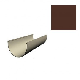 Желоб водосточный шоколад Дёке