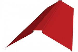 Планка конька плоского 150х150х2000 ПЭ-01-3011-0,5