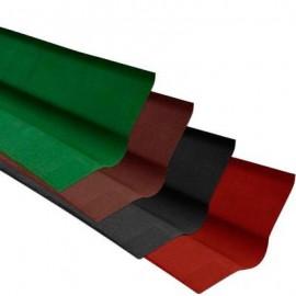 Ендова Ондулин красный, длина 1м (0,85см)