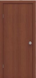 Брозекс-Вуд Дверное полотно гладкое, Итальянский орех, 600*2000 мм