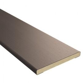 Доборный элемент МДФ BROZEX-WOOD 10*100*2100 мм, Венге
