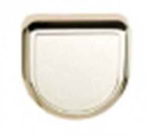 Заглушка для петли COVER OVL CR, хром
