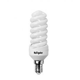 Лампа люминесцентная NCLP-SF-11-840-E14 11W спираль